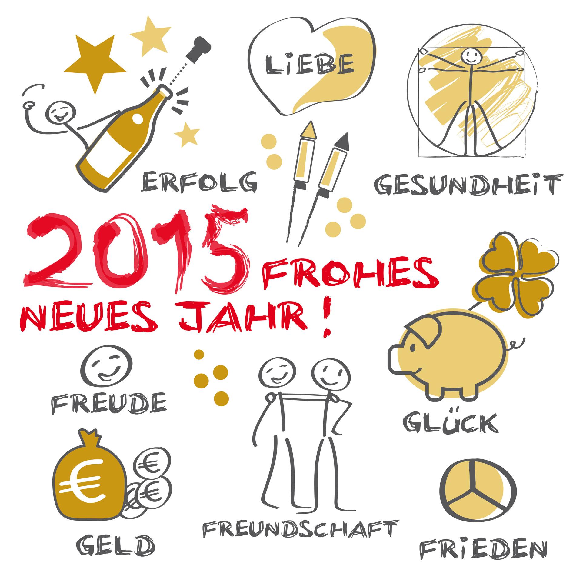 Frohes neues Jahr ! |